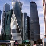 Evolution Tower, Moscow, Russia (2011-2013)